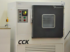 DYCOMETAL CKK40/8 - Test-chamber for corrosion resistance to increased air humidity and temperature